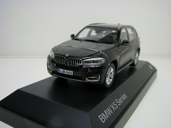 BMW X5 Series F15 2013 Sparkling Brown 1:43 Paragon Models